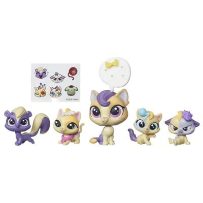 Littlest Pet Shop Surprise Families Mini Pet Pack (Kitties) Doll